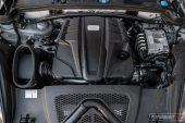 2020 Porsche Macan Turbo-V6 engine