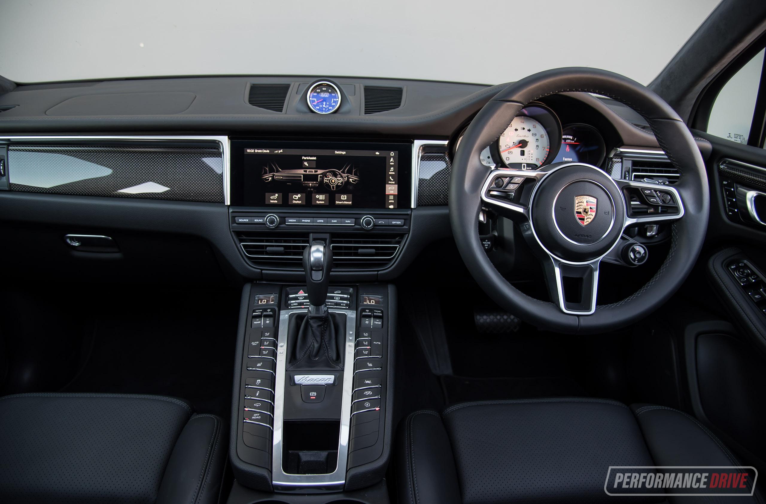 2020 Porsche Macan Turbo Review Video Performancedrive