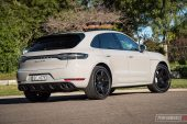 2020 Porsche Macan Turbo-rear