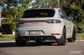 2020 Porsche Macan Turbo-taillights