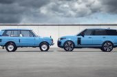 2020 Range Rover Fifty - Tuscan Blue-old and new-3