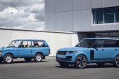 2020 Range Rover Fifty - Tuscan Blue-old and new-4