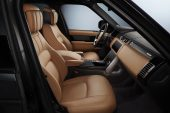 2020 Range Rover Fifty - interior