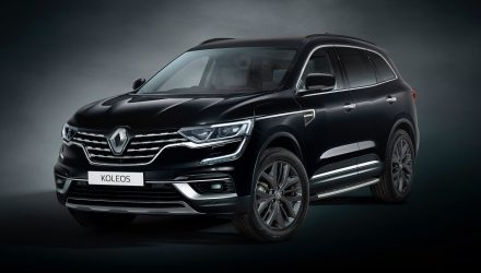 2020 Renault Koleos Black Edition announced for Australia