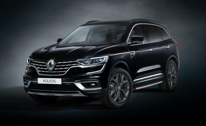 2020 Renault Koleos Black Edition