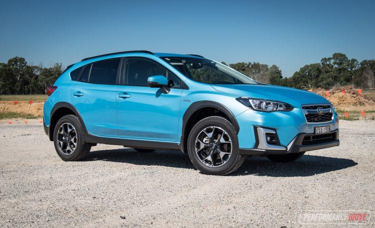 2020 Subaru Xv Hybrid Review Video Performancedrive