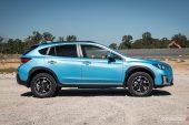 2020 Subaru XV Hybrid-doors
