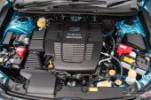 2020 Subaru XV Hybrid-engine