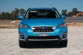 2020 Subaru XV Hybrid-headlights