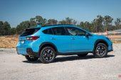 2020 Subaru XV Hybrid-lagoon blue
