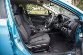 2020 Subaru XV Hybrid-seats