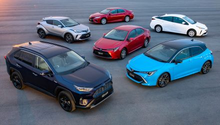 Toyota Australia increasing prices 1-4% from July 1, Japan-made models
