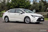 2020 Toyota Corolla Ascent Sport sedan