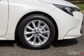 2020 Toyota Corolla Ascent Sport sedan-wheels