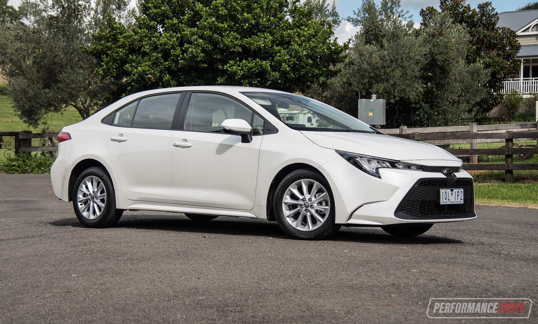 2020 Toyota Corolla Sedan Review Ascent Sport Sx Video Performancedrive