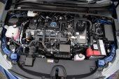 2020 Toyota Corolla SX sedan-hybrid engine