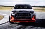 2021 Audi e-tron S Sportback prototype - 4