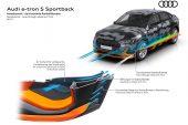 2021 Audi e-tron S prototype-aerodynamics