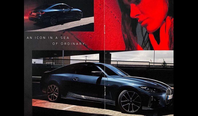 2021 BMW 4 Series revealed brochure-hero