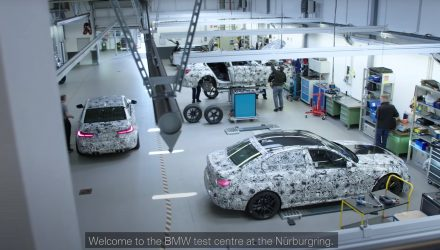 BMW provides in-depth preview of 2021 M3 G80 (video)