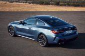 2021 BMW M440i-back