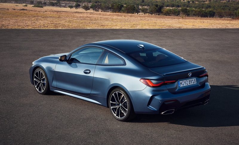 2021 bmw 4 series revealed on sale in australia in