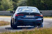 2021 BMW M440i drift