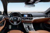2021 BMW M440i interior