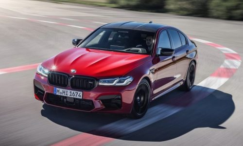2021 BMW M5 Competition on sale in Australia in October