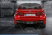 2021 BMW M5 Competition-highlights rear