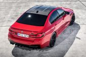 2021 BMW M5 Competition-roof