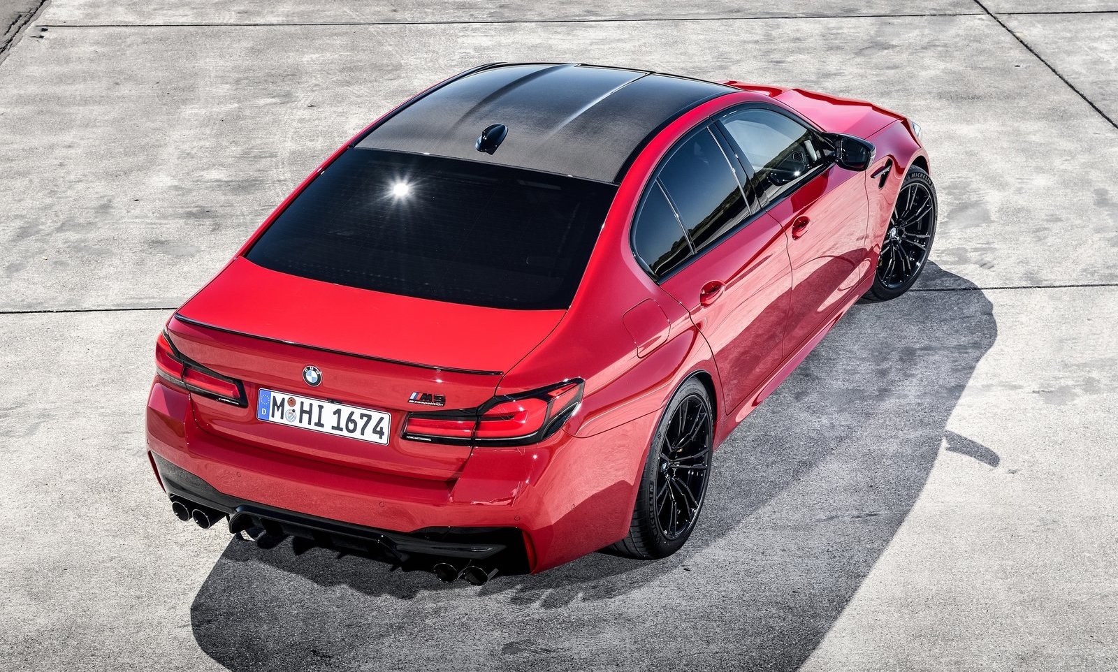 2021 Bmw M5 Competition On Sale In Australia In October Performancedrive