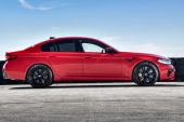 2021 BMW M5 Competition-side