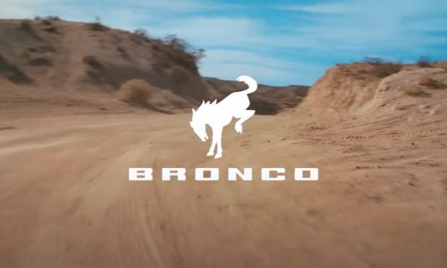 2021 Ford Bronco engine sound previewed, 2.7 twin-turbo V6? (video)