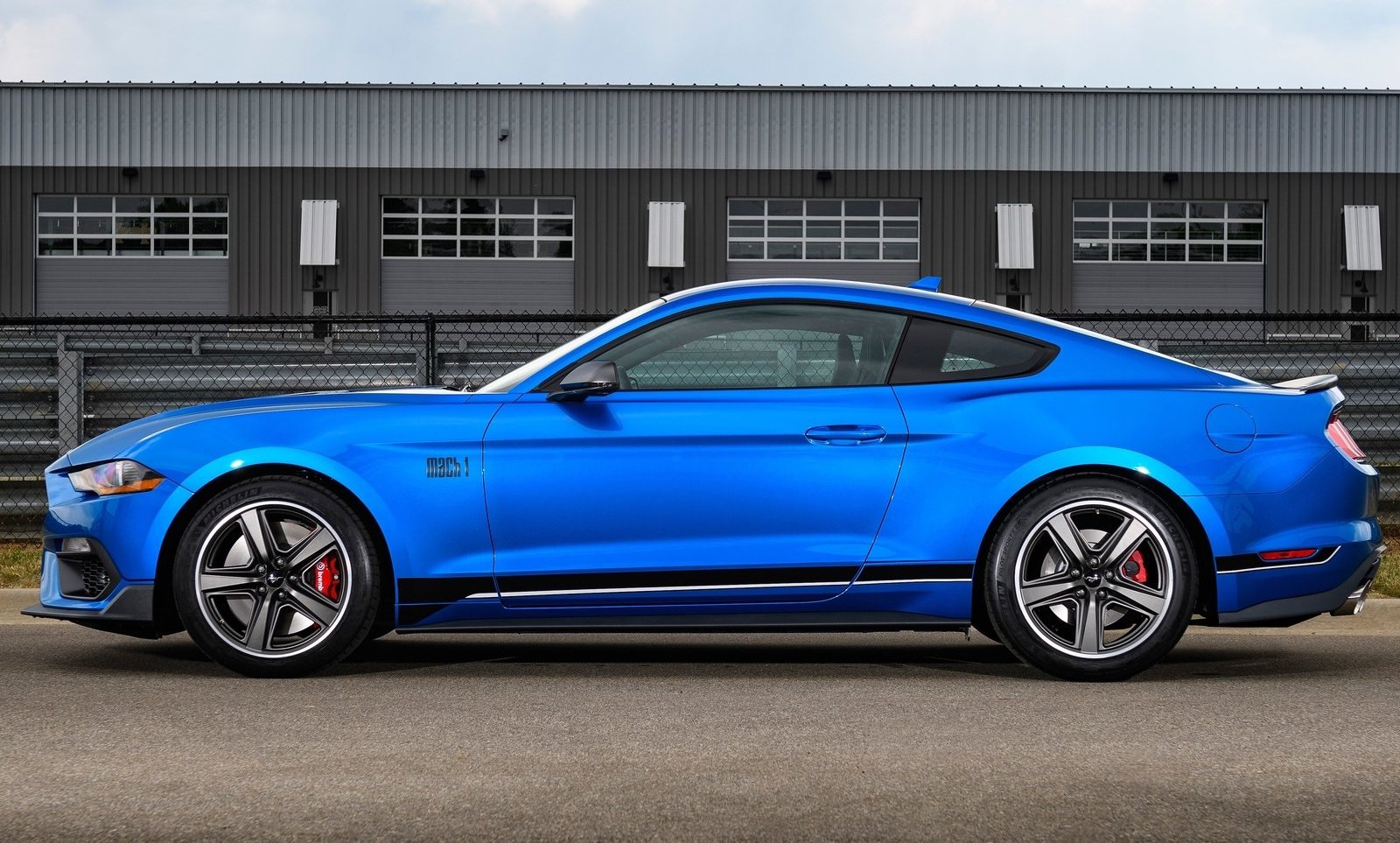 2021 ford mustang mach 1 revealed revives iconic name