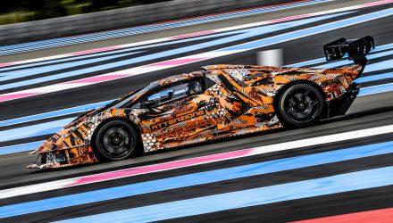 Lamborghini SCV12 confirmed as new hardcore track car