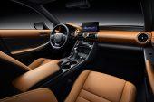 2021 Lexus IS-interior