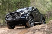 2021 Mazda BT-50 - approach angle