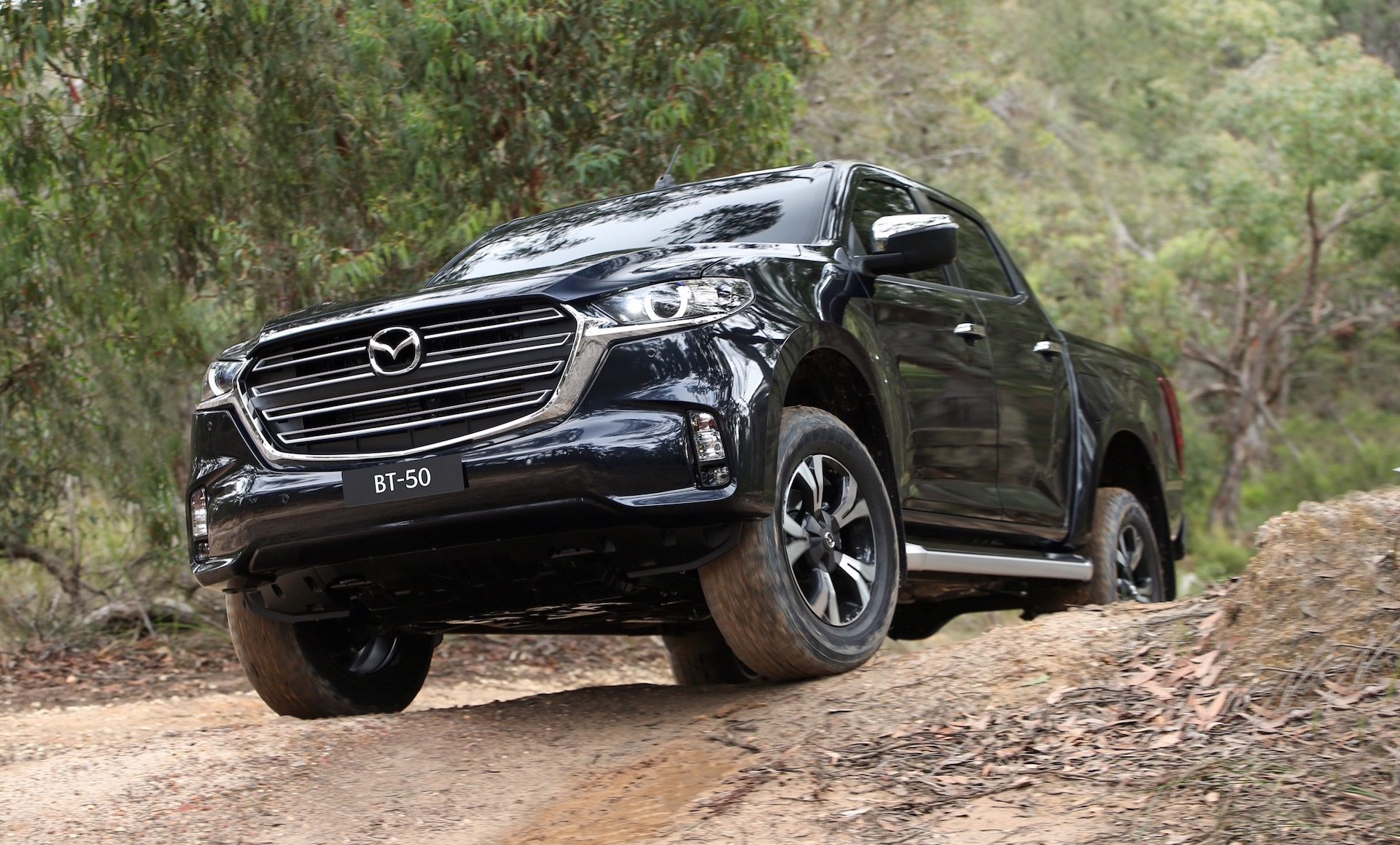 2021 Mazda BT-50 revealed; smaller, more advanced tech ...