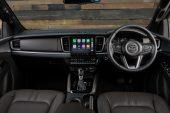 2021 Mazda BT-50 - touchscreen