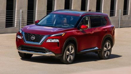 2021 Nissan X-Trail (Rogue) debuts; new platform, fresh design