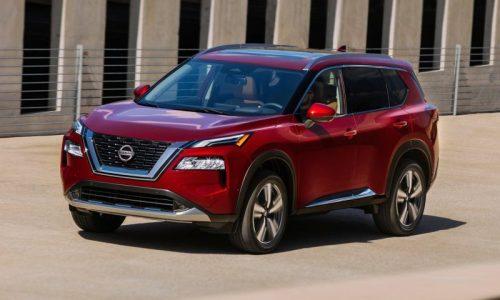 2021 Nissan X-Trail (Rogue) debuts; new platform, fresh design
