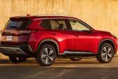 2021 Nissan X-Trail rear