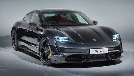 Porsche Taycan now on sale in Australia, priced from $191,000