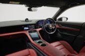 2021 Porsche Taycan Turbo S interior-Australia