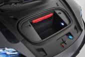 2021 Porsche Taycan front boot-Australia