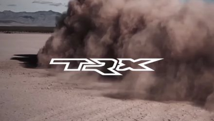 2021 Ram 1500 TRX officially previewed, Hellcat V8 sound (video)