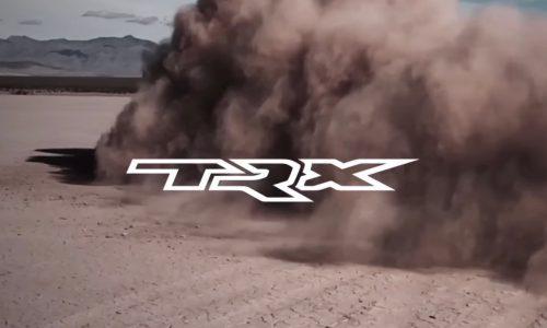 2021 Ram 1500 TRX officially previewed, Hellcat V8 sound (video)