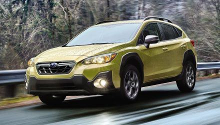 2021 Subaru Crosstrek debuts 2.5L engine option, not for Australia