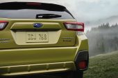 2021 Subaru Crosstrek Sport-badge